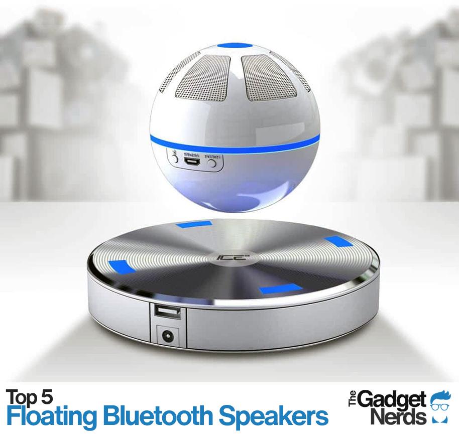 Floating Bluetooth Speakers