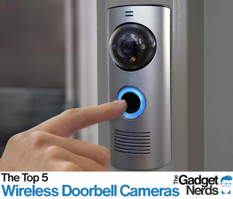 Wireless Doorbell Cameras