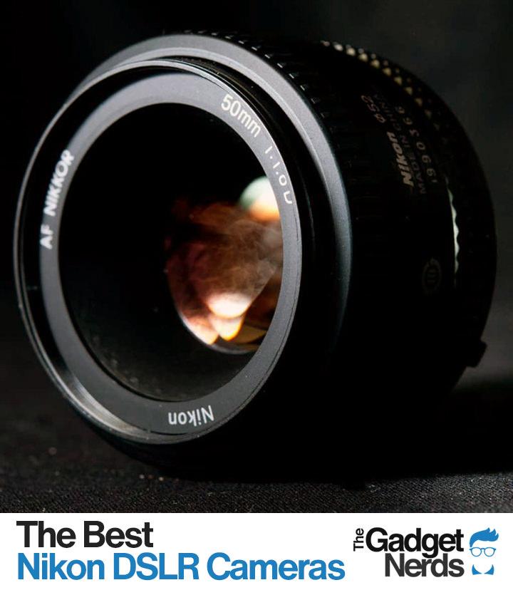 Nikon DSLR Camera Reviews