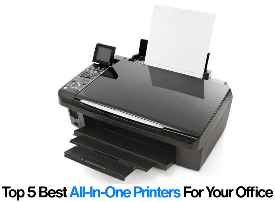 All In One Printers Top 5 Multifunction Printers Reviews