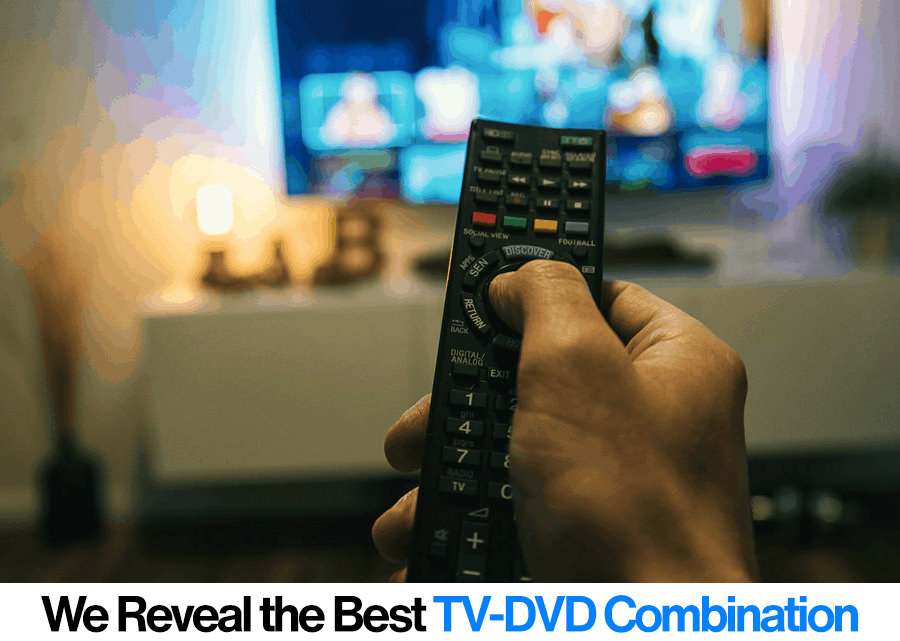 TV DVD Combination