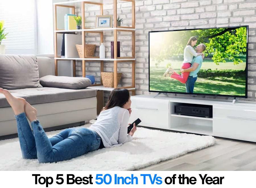 50 Inch TVs