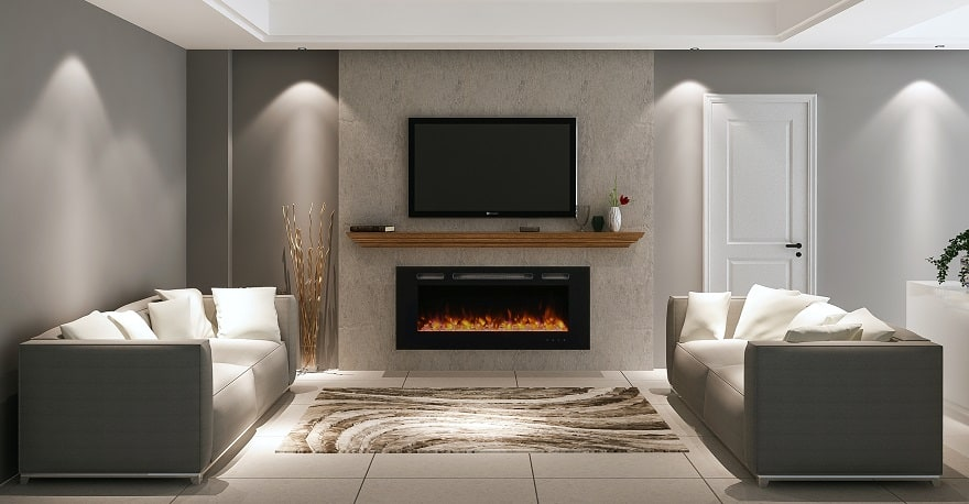 Top 3 Electric Fireplaces For Sale The Best 2019 Review Guide Tgn