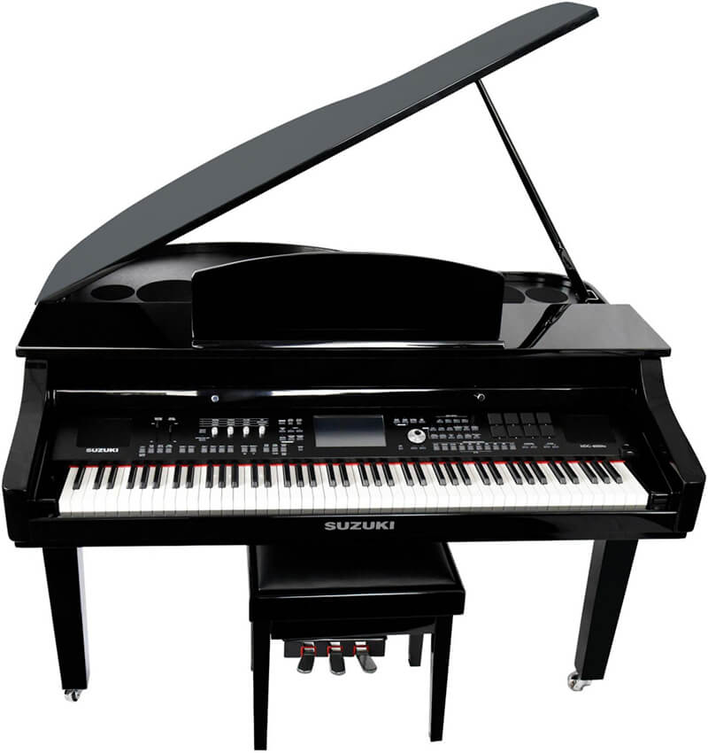 Best Digital Piano 2019 Top 5 Digital Pianos | The Best Digital Pianos of 2019 Reviewed | TGN