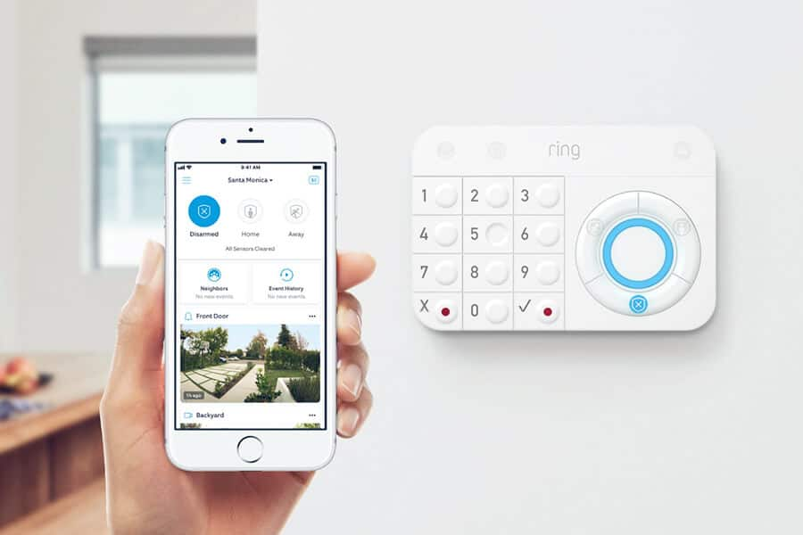 Top Rated Home Security Systems >> Top 3 Home Security Systems For Sale The Best 2019 Review Guide